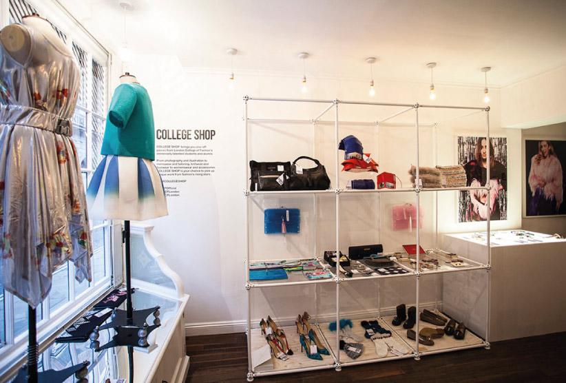 kraken-counter-couture_Lcf-s-coLLege-shop-displays-caterina-schmitt-dress-in-shop-window-1