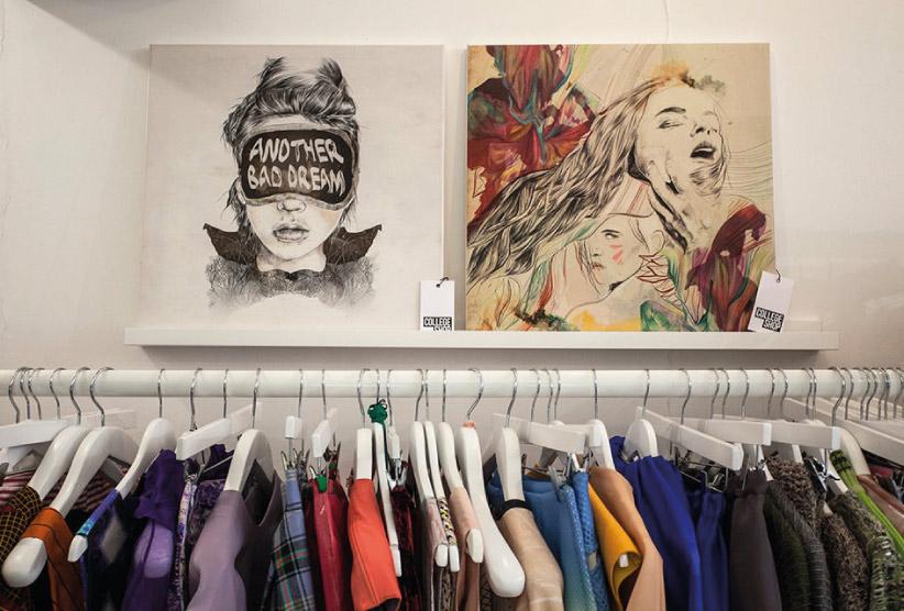kraken-counter-couture_Lcf-s-coLLege-shop-displays-caterina-schmitt-dress-in-shop-window-2