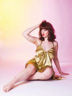 Belly Control Swim Dress - Jess Milton