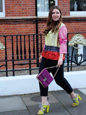 Fashion Influencer Yuliya Oleynykova wears Kraken !