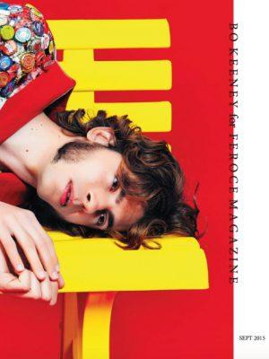 Féroce magazine / Bo Keeney