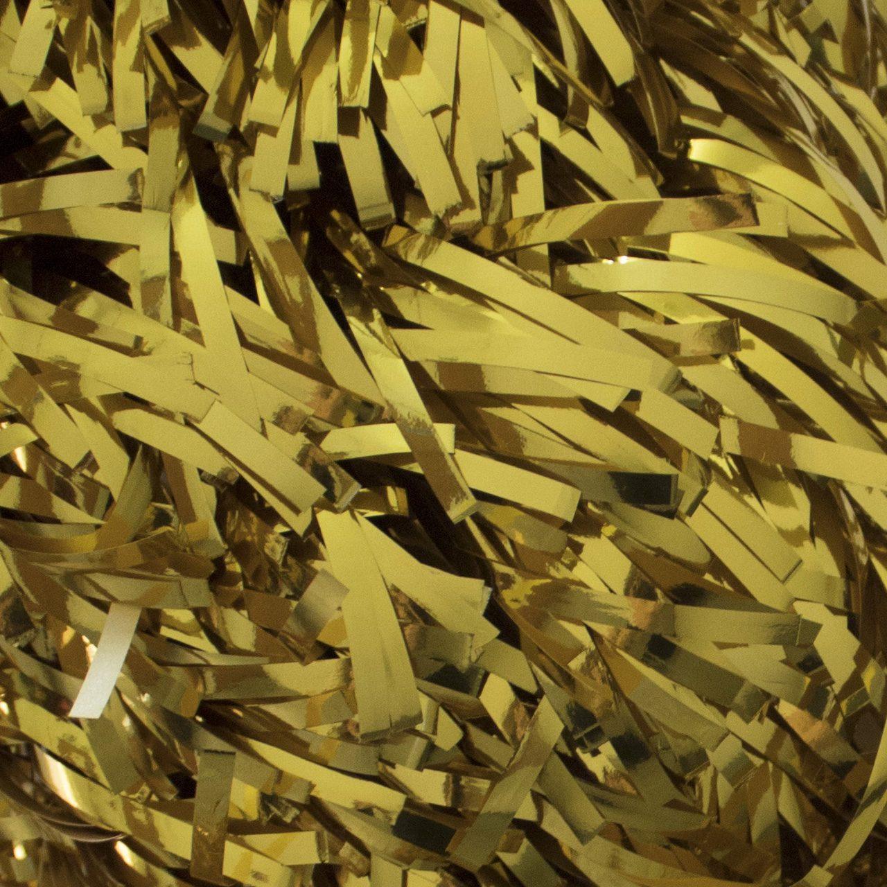 Gold Metallic Boa copy